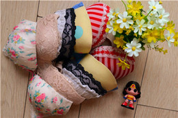 Wholesale Sexy Bra Pads - Underwear Lace Bra Sets Women's Push Up Sexy Lady Female Fashion Floral Spring New Rose Pink Doc Cheapest Wholesale Free Shipping Hot ZB1