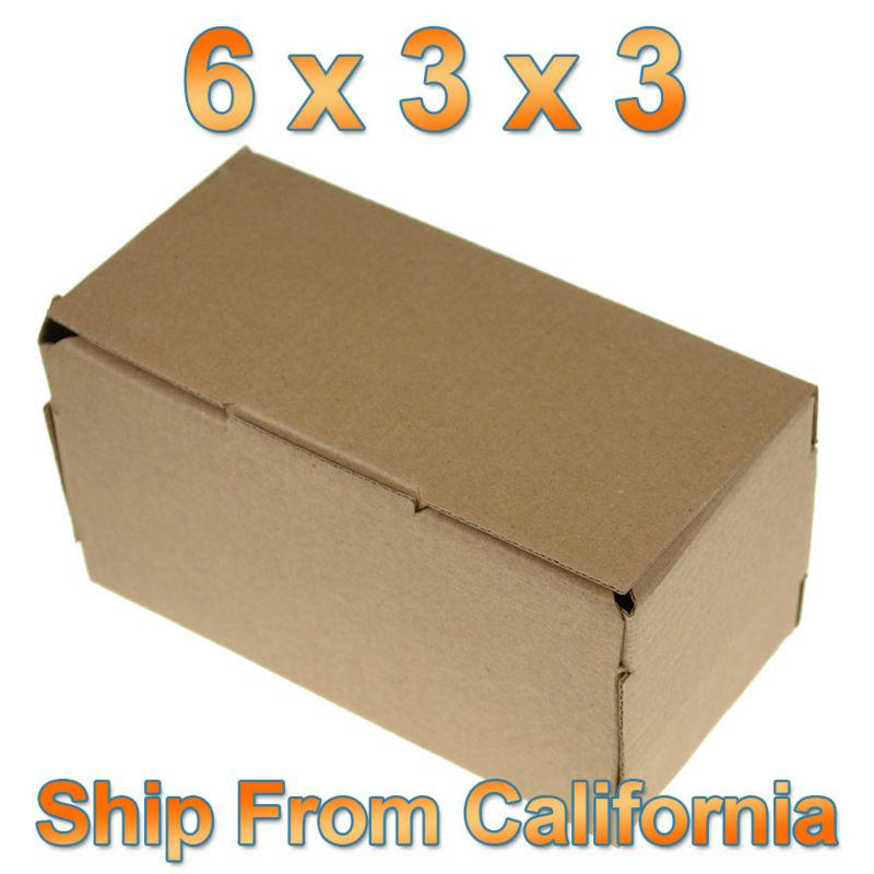 See larger image  sc 1 st  DHgate.com & Ups 6x3x3 Corrugated Cardboard Shipping Mailer Packing Box Close ... Aboutintivar.Com