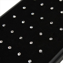 Wholesale Nose Diamond Rings Wholesale - Exaggerated fashion diamond nose stud boutique fashion piercing jewelry wholesale [1lot contains 40 products] free shipping YL-69897