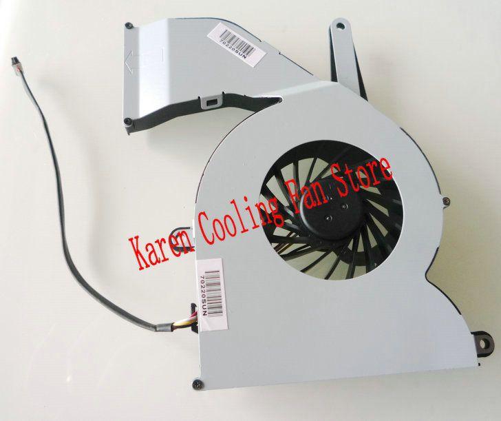 Oryginał dla Sony Vaio VPCEJ1J1E - VENIRAD SUNON MF75150V1-C010-S9A 5V 2.5W Wentylator chłodzący laptopa