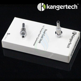 Wholesale kanger rebuildable clearomizer - Kanger rebuildable atomizer coils head for Kangertech protank 3 mini aerotank mega aero tank mini T3D EVOD 2 glass clearomizer