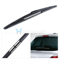 Wholesale Peugeot Wiper Blades - For Nissan Tiida Versa 2007-2012  Peugeot 307  Ford Edge Citroen C3 Rear Rain Window Windshield Wiper Blade -CA01778