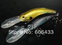 Wholesale Sea Water Fishing Bait - Minnow Crankbait sea Fishing Fish Lures Medium Water For Bass 13cm 5.1inch 18g