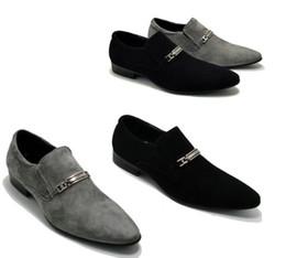 Venta al por mayor de Grind el zapato arenoso del zurriago señaló los zapatos de cuero del negocio de los zapatos de los hombres de los zapatos de cuero de los hombres de los zapatos de los hombres