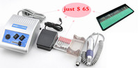 Wholesale Electric Nail Stamping Machine - Beauty Nail art Salon Equipment Electric Nail drill Stamping kit 110-120V 220-250V EU UK AU US Plug Top Quality Manicure Machine set