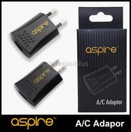 $enCountryForm.capitalKeyWord NZ - Aspire EU Wall Charger and USB Charger for Electronic Cig,Aspire US EU Plug E Cigarette Wall Adaptor For Aspire CF Battery
