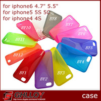 Wholesale Iphone Covers Rubber Skin Gel - Soft Anti-Skid X Shape Silicone Rubber TPU Gel Case Cover Skin Bag for iPhone 6 6 plus iphone 5G 4G