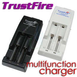 trustfire li ion battery Australia - NEW arrivel Trustfire charger TR-001 multi functional rechargeable charge for mods 18650 10440 14500 16430 10430 18500 li-ion battery