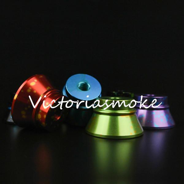 Neupreis Bunte Clearomizer Base Atomizer Ständer Metallhalter für 510 Clearomizer Atomizer