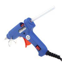 Wholesale Electric Heating Gun - Pneumatic Electric Tools Handy Professional 20W XL-E20 High Temp Heater Hot Glue Gun with 50 Glue Sticks Graft Repair Heat Gun