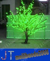 Wholesale Light Blossom Trees Wholesale - LED Cherry Blossom Tree Light 480pcs LED Bulbs 1.5m Height 110 220VAC Seven Colors for Option Rainproof Outdoor Usage MYY2746A