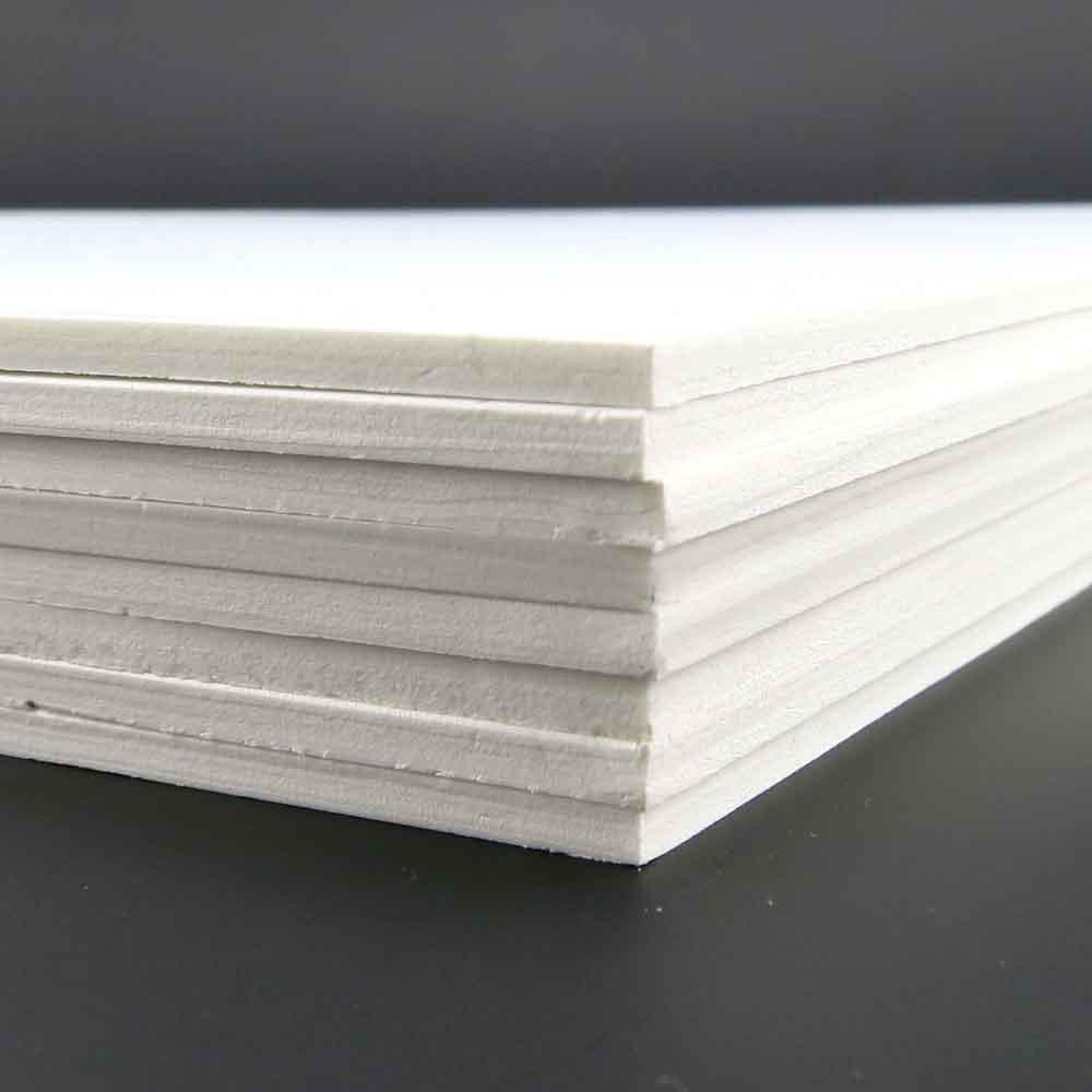 2018 high density pvc foam board panels diy materials for Foam panel house