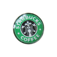 Wholesale Wholesale Starbucks Charms - floating charms starbucks coffee pendant accessories for glass living lockets