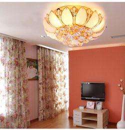 $enCountryForm.capitalKeyWord Canada - K9 Crystal Glass Ceiling Light Modern Fashion Ceiling Lamp Dia 40cm H 22cm