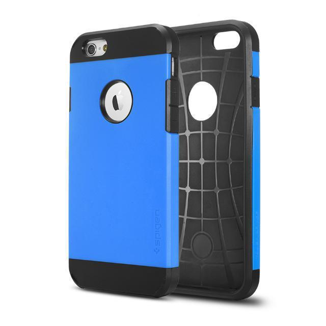 Toptan - iPhone 6 SGP Kılıf-Hibrid SGP Ince Zırh Sert Hard Case Kapak Cilt iphone 6 6g 4.7 inç iPhone6