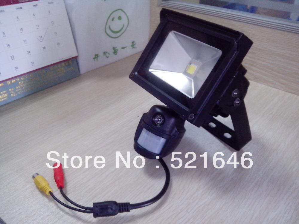 Outdoor garden light camera with motion sensor 720p hd wireless cctv see larger image workwithnaturefo