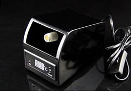 Vaporizzatori a base di erbe più recenti del 2014 - Elemento riscaldante per elettrofusione ceramica - Vaporizzatore a base d'erbe per erbe digitale VP100 110v da strumenti di apertura del telefono cellulare fornitori
