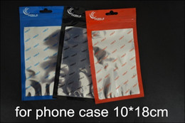 iphone 5c aluminum cases Australia - 11.5*20cm 10*18cm Clear Self Seal Zipper Aluminum Foil Plastic Retail Package Packaging Bag Pouch For iPhone 4 4S 5 5S 5C Case Cover