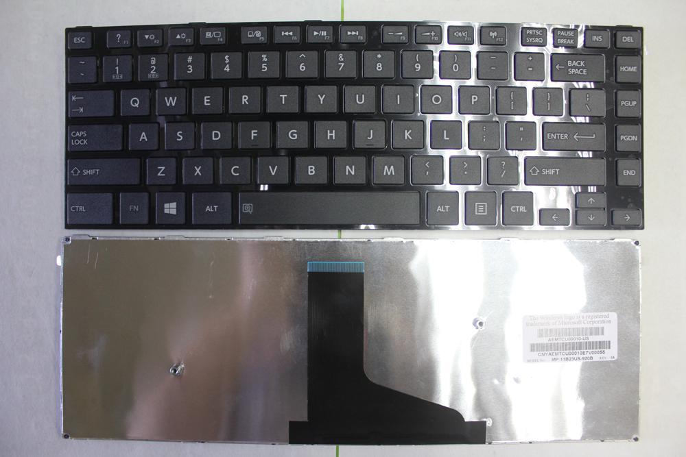 2017 Nb1985 Us Laptop Keyboard For Toshiba Satellite C40 ...