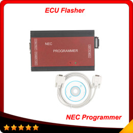 Wholesale Ecu Flasher Chip Tuning - High quality scanner NEC Odometer Programmer Mileage tool NEC PROGRAMMER ECU Flasher Chip-Tuning In stock