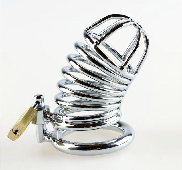 Chastity Device Cock Ring Penis Cage/sex toys / Adult toys / BDSM toy