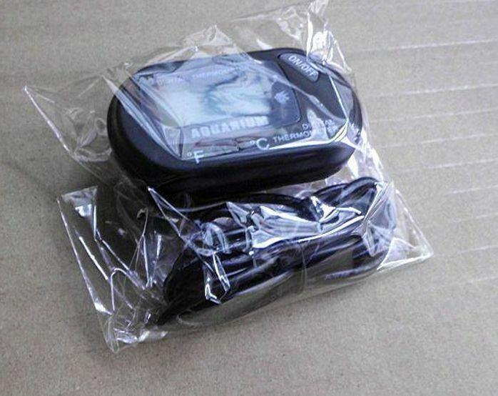 水族館温度計防水水族館デジタル温度計の魚タンク水w /プローブST-3温度センサーフェデックスDHL速い出荷