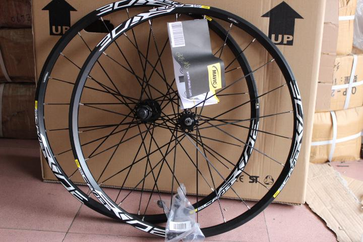 Original Authentic Mavic Crossride Disc Brakes Two