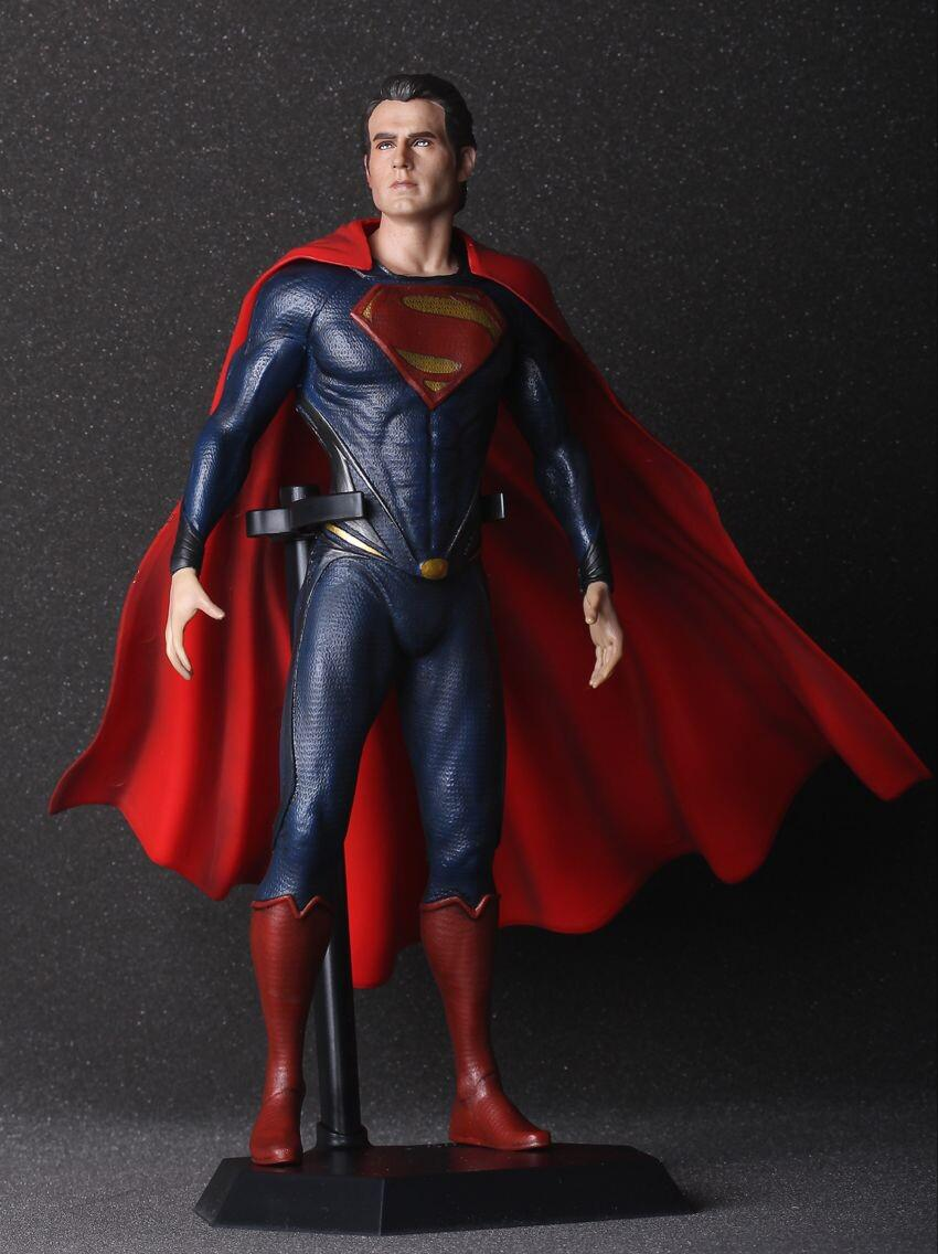 Best Superman Toys And Action Figures For Kids : Superman crazy toys man of steel pvc action figure