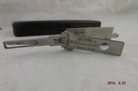 Wholesale Lishi 2in1 - locksmith tools- lishi hu100R BMW lock picking 2in1 tool O264