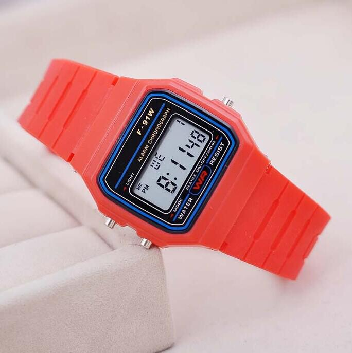 watch silicone watches kors style photo orange michael silicon p