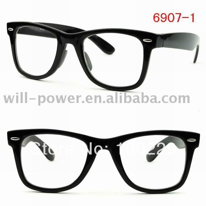 Eyeglasses Frames Plastic Eyewear Clear Lens Sunglass Uv400 ...