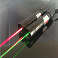 Wholesale High Power Laser Pointer China - Made in China Strong- Super high power 650nm Green Red Blue Violet laser pointers burn matches & Light burn Cigarettes+charger+gift box