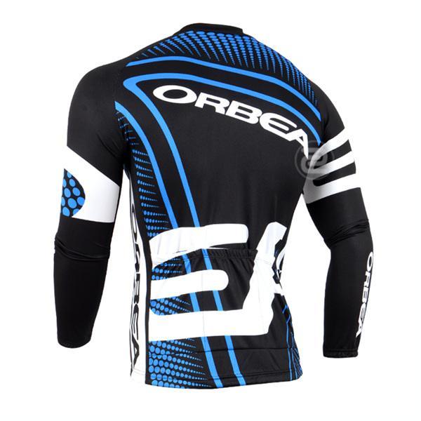 뜨거운 판매 2017 최고 품질 전문 팀 사이클링 롱 저지 통기성 빠른 드라이 사이클링 몬튼 / ciclismo 긴 소매 저지 / 스포츠웨어