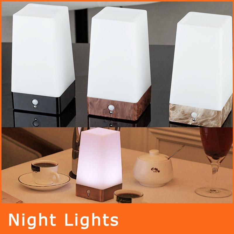 2017 Body Sensor Lights Living Room European Style Night Light Retro Table Lamp Nightlight Nl098 From The Outdoor 1665