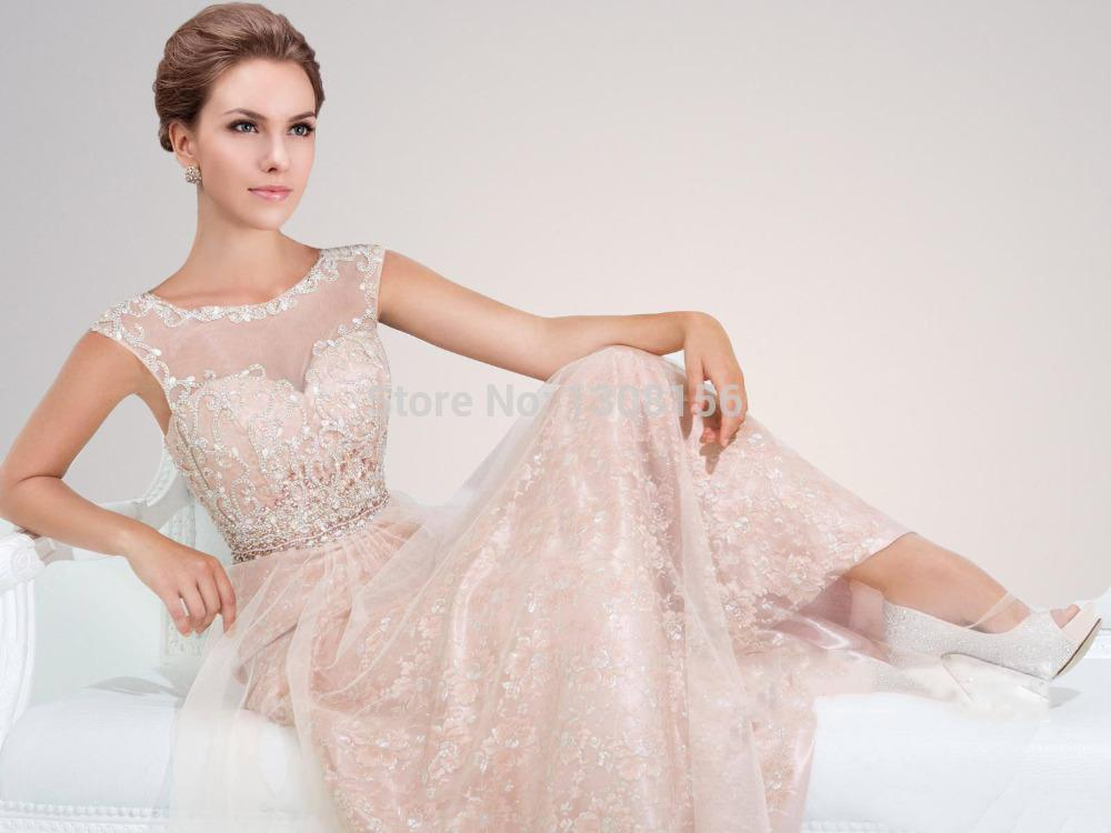 Pink Sequin Prom Dresses 2013 Length Prom Dresses Beaded