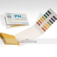 Wholesale Full Test Strips - Free shipping 160 pcs Full Range 1-14 PH Universal Test Paper Strips Alkaline Acid