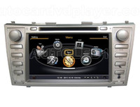 Wholesale Toyota Camry Audio Dash - OEM replace for Toyota Camry 2008-2011 Car DVD Player With GPS Navigation(free Map) Radio(AM FM) Audio Video Stereo System with Bluetooth