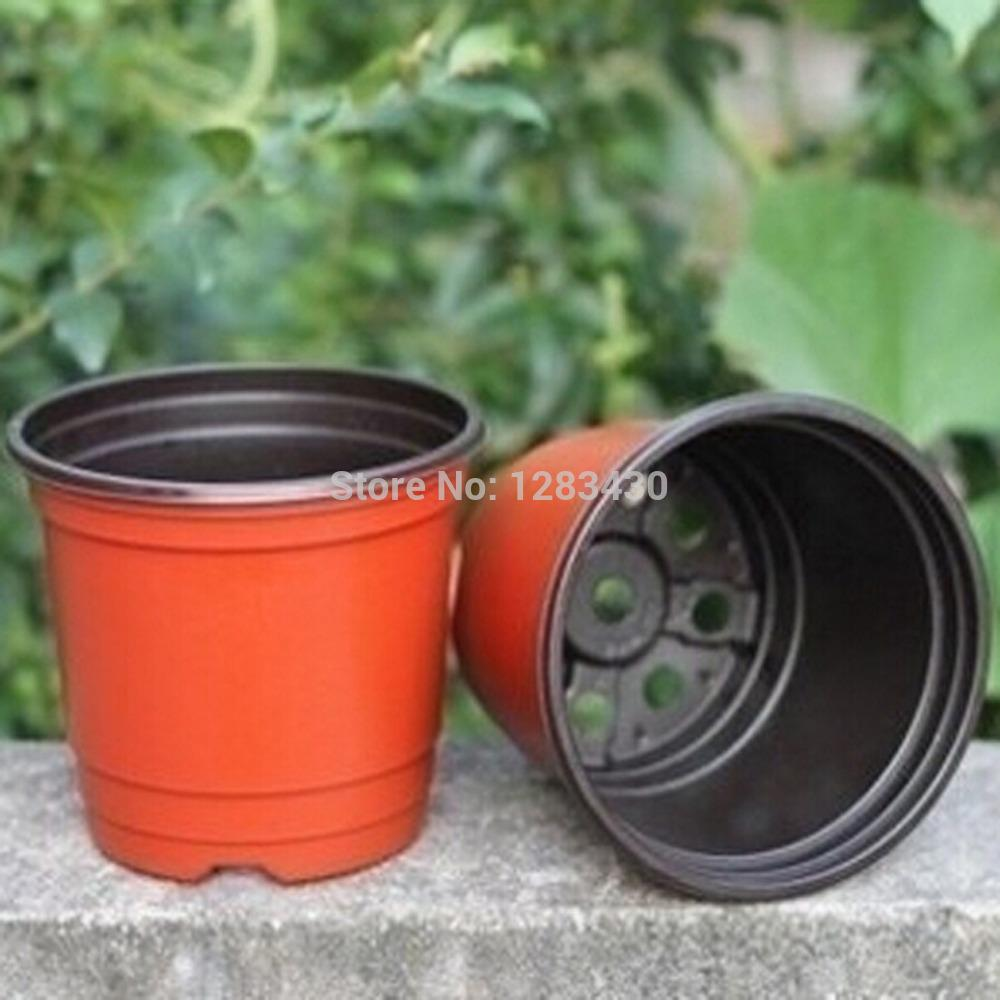 Online Cheap Plastic Flower Plant Nursery Pots For Plants, Cuttings &  Seedlings Indoor Planter Pots Diameter 90mm By Emours | Dhgate.Com