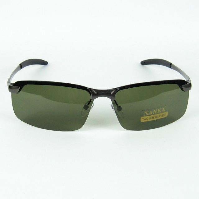 New NK Brand Mens Sunglasses Polarized Cycling Sun Gasses With Pouch And Cleaning Cloth Free Ship