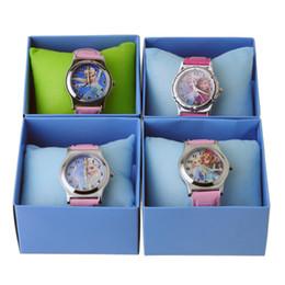 Wholesale Digital Watch Girl Women - Frozen watch kids Frozen Coin Purse fashion quartz cartoon Jelly Candy led with box Cute Lovely Girl woman lady(1704003)