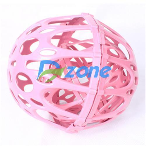 2014 Fashion Special Fuction Hot Sale High Quality Low Cost 3PCS/set Whole Sale Bra Washer Laundry Wash Bubble Double Ball#442