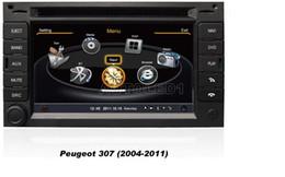 Wholesale Play Usb Dvd Player - OEM for Peugeot307 2004-2011 Car DVD Player GPS Navigation wifi 3G bluetooth radio, TV, USB SD Plug & Play Installation