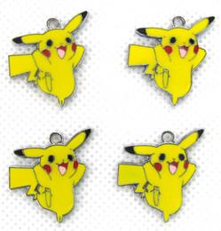 $enCountryForm.capitalKeyWord NZ - 100pcs Cute Cartoon Pendant Necklace Anime Chain Choker Kids Toy Party Gift
