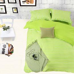 Wholesale Apple Duvet - Home Textile,Green apple Fringe style bedding sets,King Queen Full size Duvet cover Bed sheet Pillowcase,Free shipping