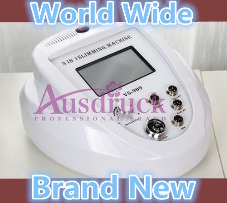 Fast shipping Vacuum Radio Frequency Cellulite photon Ultrasonic Cavitation RF Slimming machine face lifting wrinkle removal beauty machine