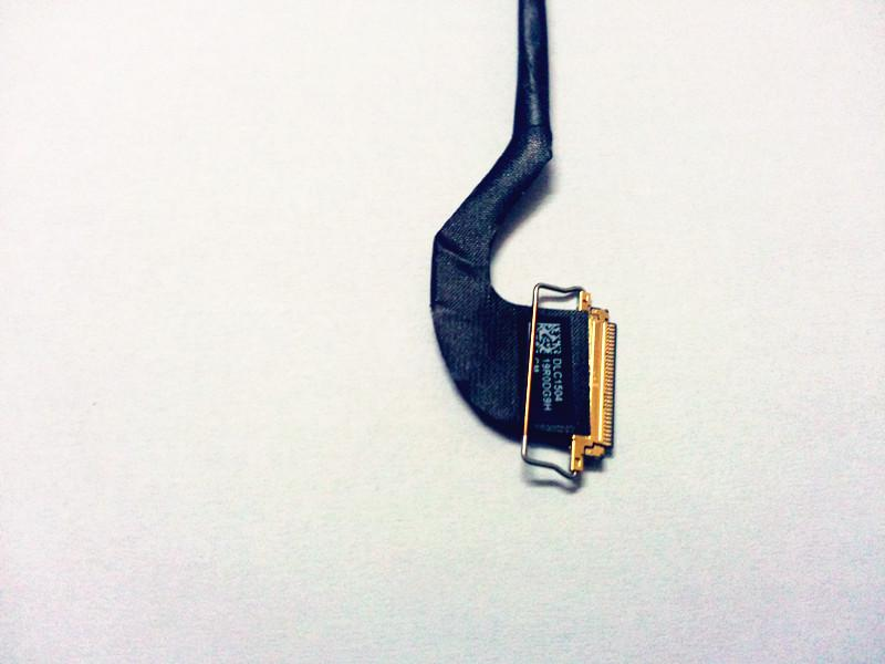 Original lcd flex cable para ipad 2 ipad2 tela lcd mainboard flex cable marca conector do lcd flex cable 10 pçs / lote