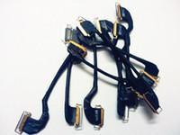 ingrosso scheda madre apple-Cavo flex originale LCD per iPad 2 ipad2 LCD Mainboard Schermo Flex Cable Marca connettore LCD Flex Cable 10PCS / Lot