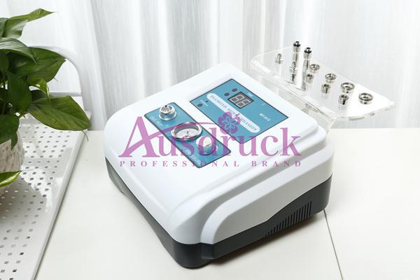 New desktop Double Pump Diamond Microdermabrasion Dermabrasion Peeling machine Portable Skin Care device
