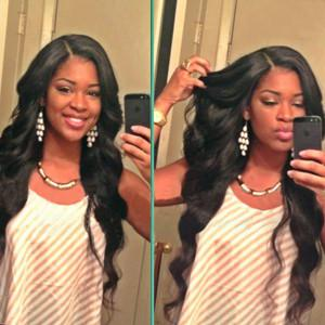24inch #1b natural color