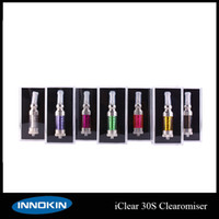 Wholesale Electronic Cigarettes Iclear - Original Innokin iClear 30s Atomizer Electronic Cigarette iclear 30s Clearomizer Innokin DHL Free